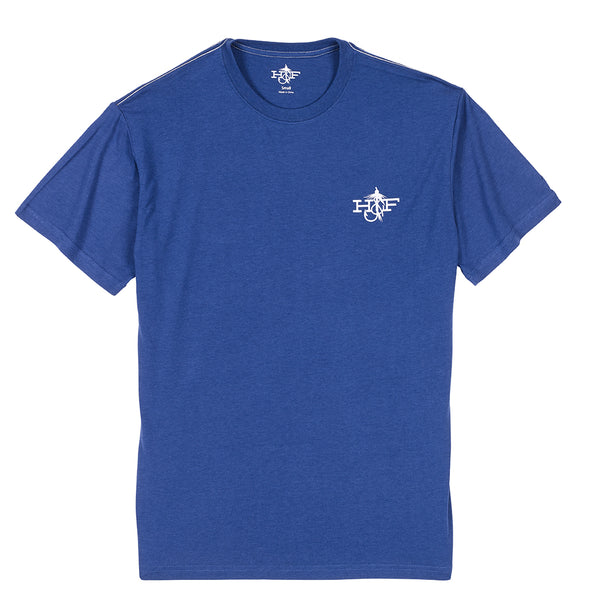 H&F Short Sleeve Bamboo T-Shirt (Navy)