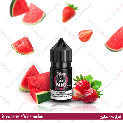 Ruthless Vapor Nicotine Salt - Ez Duz It - vaporclub