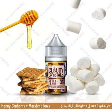 Cloudy Crystals - Cereal Bars - vaporclub