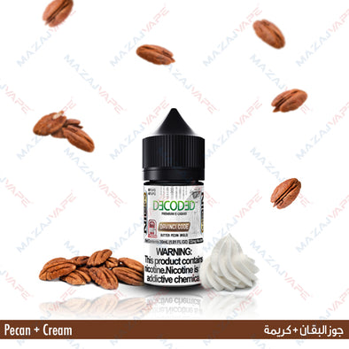 Decoded Eliquid Salts - Da Vinci Code - vaporclub