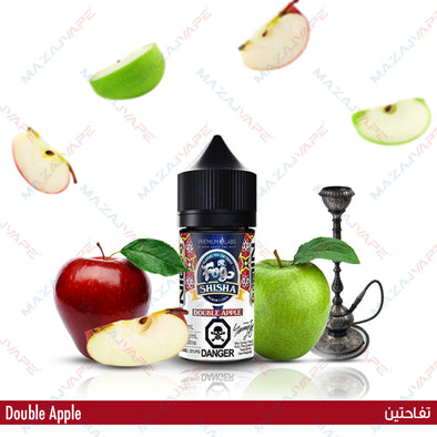 Dr. Fog's SHISHA eJuice Salts - Double Apple - vaporclub