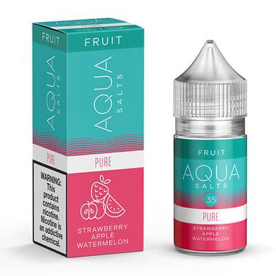 Aqua Ejuice Salts - Pure - vaporclub