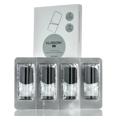 Vladdin Vapor Re Replacement Pod (4xPods) - vaporclub