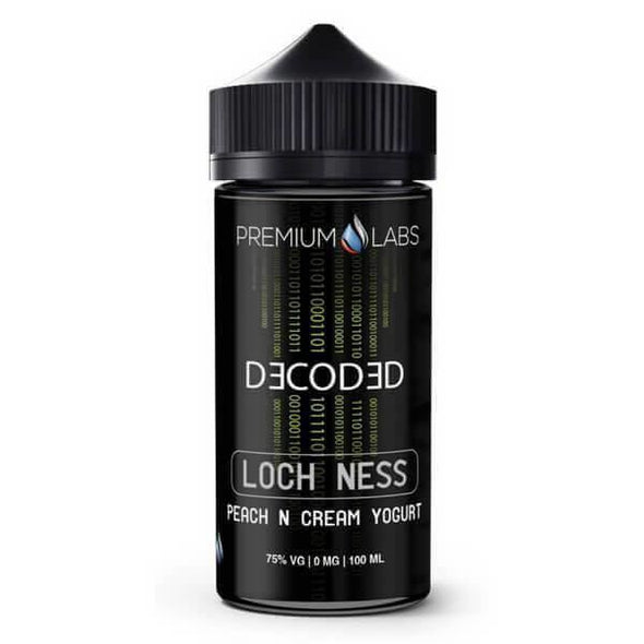 Decoded eLiquid - Loch Ness - vaporclub