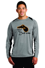 Load image into Gallery viewer, #TeamMadDuck Performance Long Sleeve