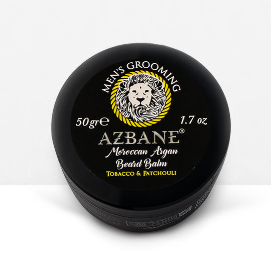 Organic Beard Balm Made with Argan oil | All natural
