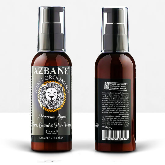 Best Beard  Shampoo & Wash  - NO Harsh chemicals!