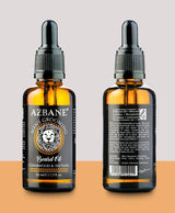 Organic Premium Beard Oil - Cedarwood and Nutmeg