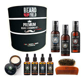 Premium Beard Grooming Kit | ALL Natural Premium Beard Oil