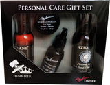 Hair Gift Set for Him and Her 100% organic Face & Hair Care