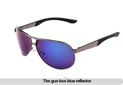 NIKO Polarized Pilot Style Sunglasses for Gents - Byrne Berlin