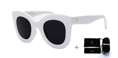 IBIZA Bold Oversize Fashion Frame Women's Sunglasses - Byrne Berlin