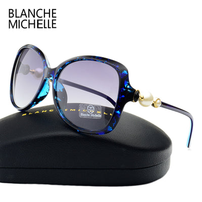 BUTTERFLY PEARL UV 400 Fashion Luxury Women's Sunglasses - Byrne Berlin