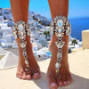 ISLA Crystal Barefoot Beach Sandals 2018 Fresh Finds - Byrne Berlin