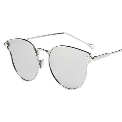 AVA MAX Oversize Cat Eye Fashion Women' Sunglasses - Byrne Berlin