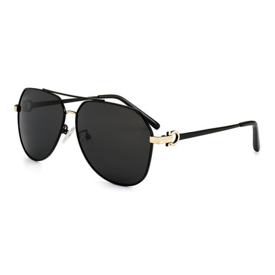 METRO Pilot Polarized Metal Frame UV 400 Sunglasses for Gents - Byrne Berlin