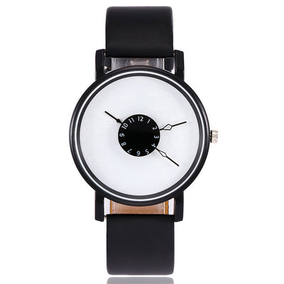 SEEN IN SEVILLA Fashion Quartz Leather Band Analog Women's Watch - Byrne Berlin