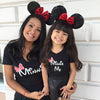 Emmababy Mouse Matching T Shirts for Mommy and Me