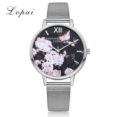 ISABEAU Women's Fashion Stainless Steel Bracelet Watch - Byrne Berlin