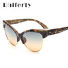 BRYNN Vintage Cat Eye Fashion Women's Sunglasses - Byrne Berlin
