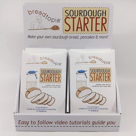 Dry Sourdough Starter – Case of 24