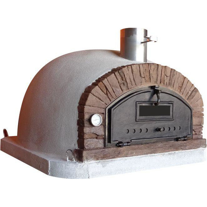 Authentic Pizza Ovens - Buena Ventura Premium Red Brick