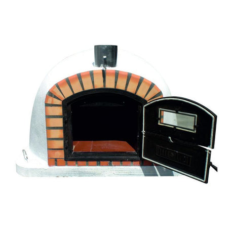 Authentic Pizza Ovens - Lisboa Premium Wood-Fired Pizza Oven Firewalker Ovens