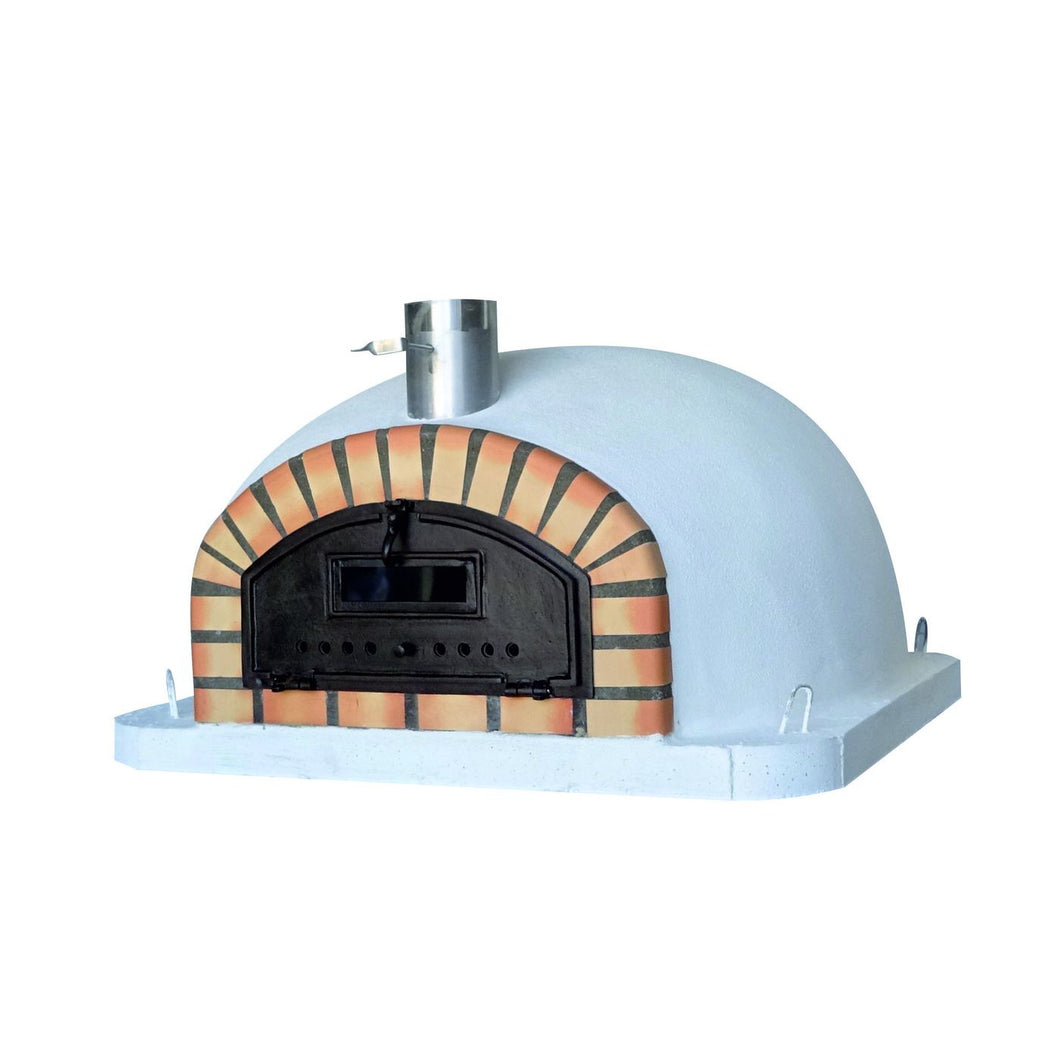 Authentic Pizza Ovens - Pizzaioli Premium Wood-Fired Pizza Oven Firewalker Ovens