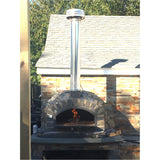 Authentic Pizza Ovens - Pizzaioli Stone Premium Wood-Fired Pizza Oven Firewalker Ovens