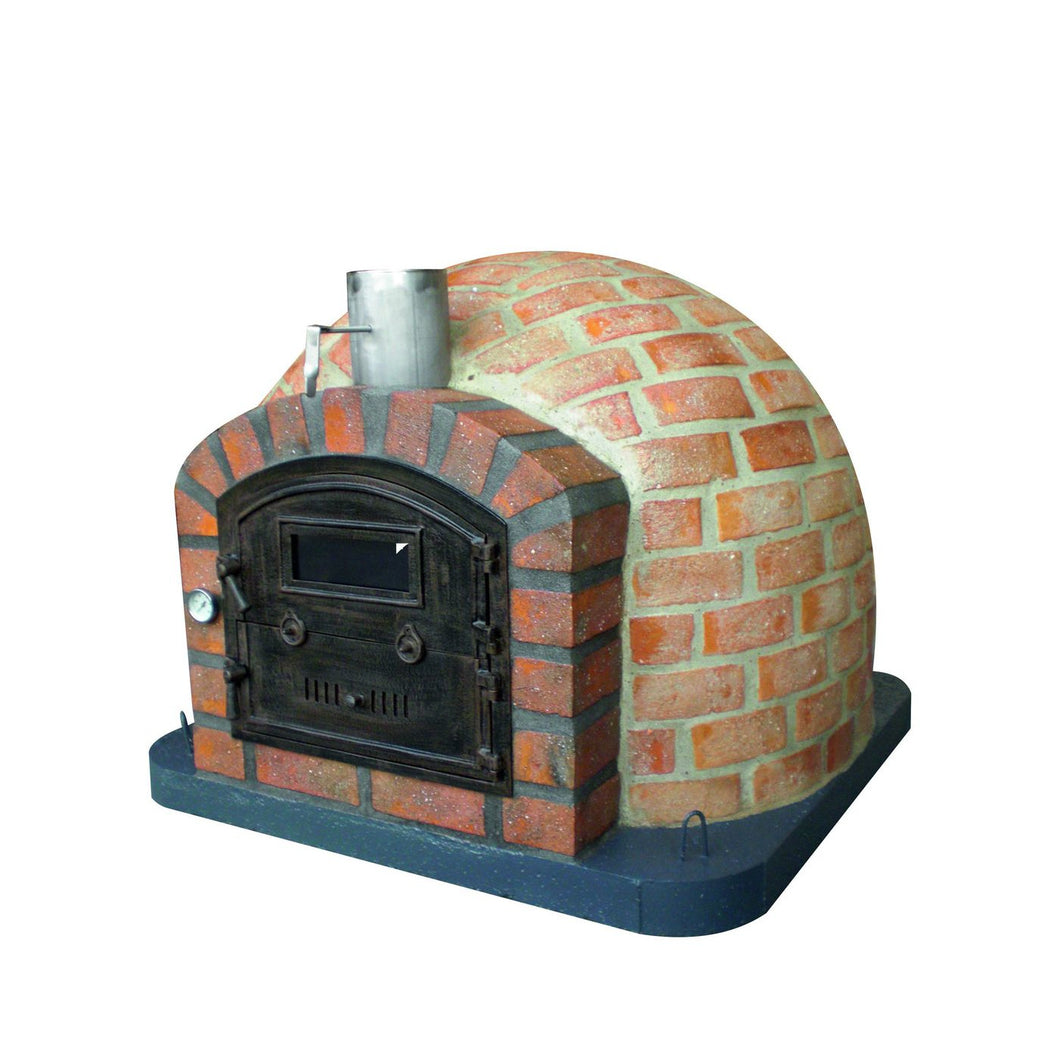 Authentic Pizza Ovens - Rustic Lisboa Premium Wood-Fired Pizza Oven Firewalker Ovens