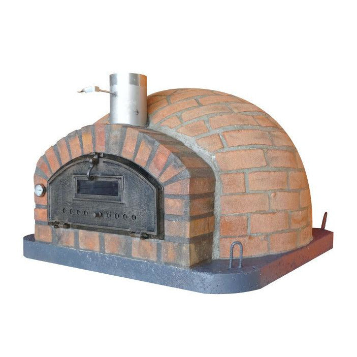 Authentic Pizza Ovens - Rustic Pizzaioli Premium Wood-Fired Pizza Oven Firewalker Ovens