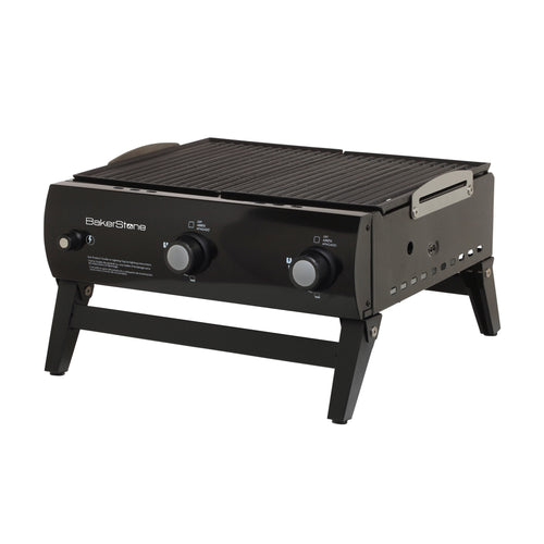 BakerStone Portable Gas Grill - Firewalker Ovens