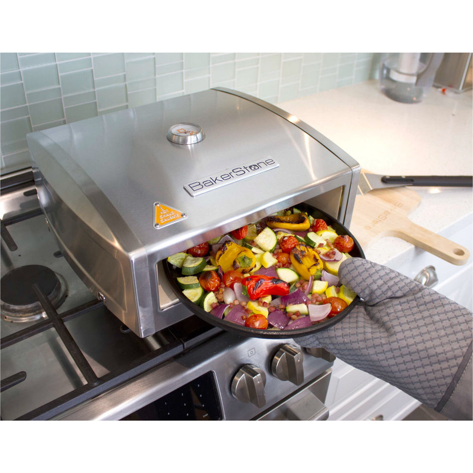 Stovetop Pizza Oven Box from Firewalker Ovens by BakerStone