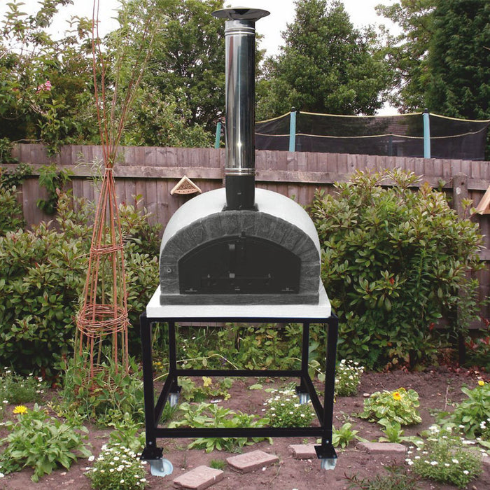 Authentic Pizza Ovens - Pizza Oven Stand - Firewalker Ovens