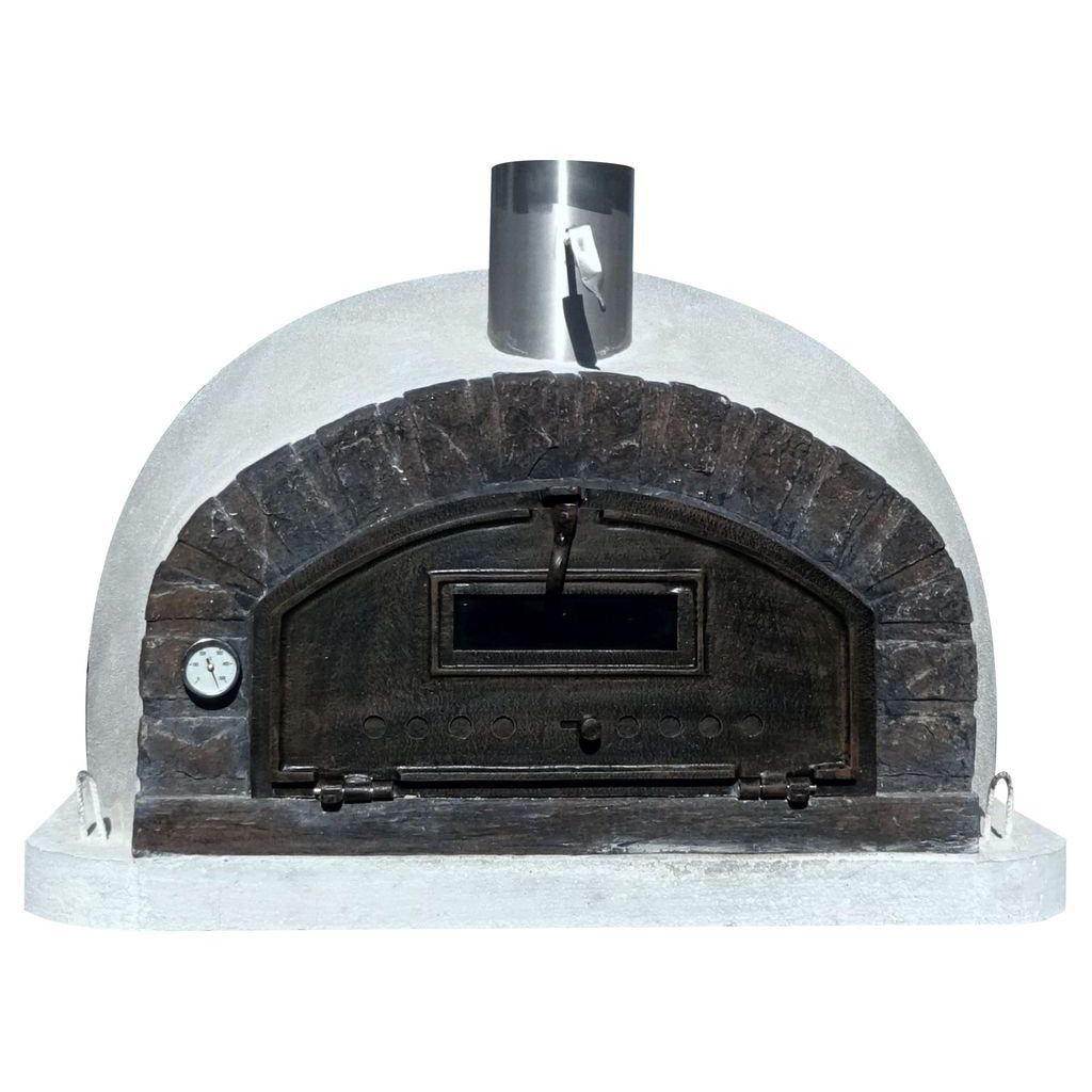 Authentic Pizza Ovens - Brazza Premium Wood-Fired Pizza Oven Firewalker Ovens
