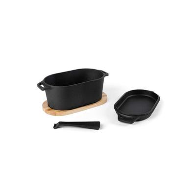 Casserole Dish and Sizzler Pan - Ooni Cast Iron Series