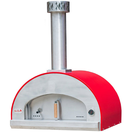 Forno Bravo Bella Outdoor Living Grande 32 Wood Fired Pizza Oven Technical Specifications - Firewalker Ovens