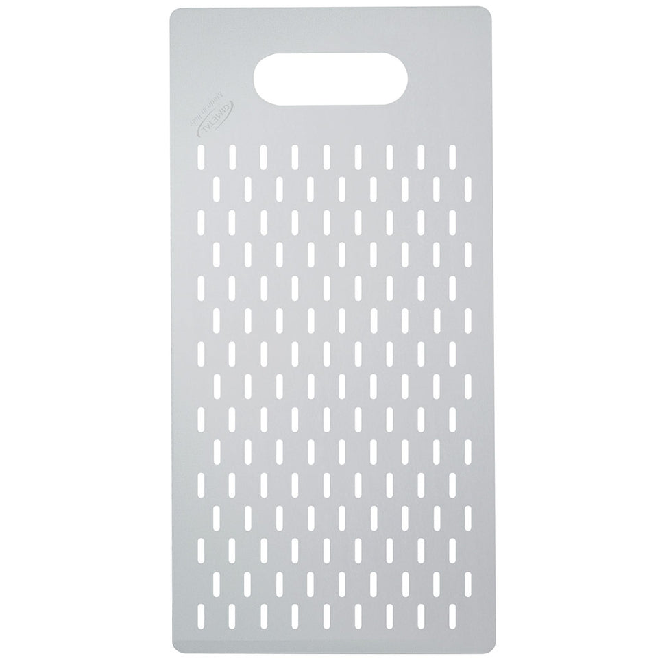 Aluminum Perforated Pizza by the Meter Board - Azzurra Line