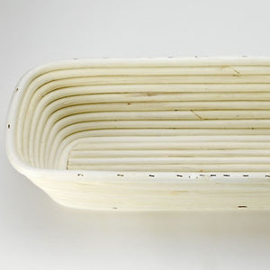 oblong-proofing-basket-with-oblong-clay-baker-firewalker-oven-Baked-Bread