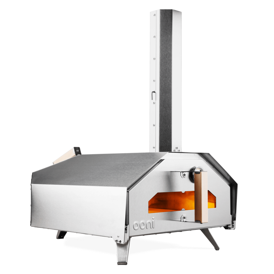 Ooni Pro - Wood-Fired, Coal, Gas Neapolitan Pizza Pizza Oven - Firewalker Ovens