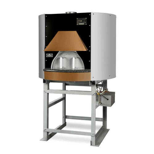 GAS/WOOD FIRED COMBINATION OVEN - Model 90-PAGW