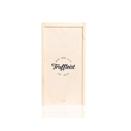 Truffleist Wooden Gift Box With Large Oil