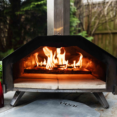Back Up of Uuni Pro - Wood-Fired, Coal, Gas Neapolitan Pizza Pizza Oven - IN STOCK NOW - Firewalker Ovens