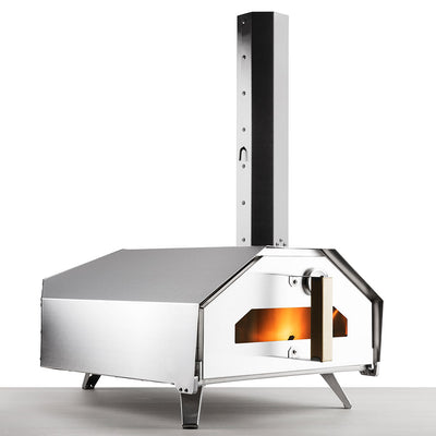 Uuni Pro Wood Fired Backyard Pizza Oven