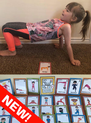 NEW! Active Yoga