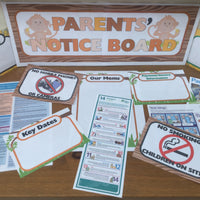 NEW! Parents Noticeboard