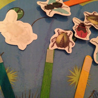 5 Little Speckled Frogs - Rhyme Time
