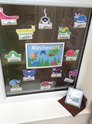 Minibeast - Display