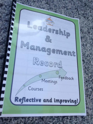 Leadership and Management Record