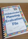Planning Evaluation File